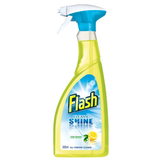 Flash All Purpose Cleaner Spray Lemon 500ml