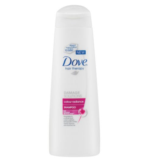Dove Colour Radiance Shampoo 250ml
