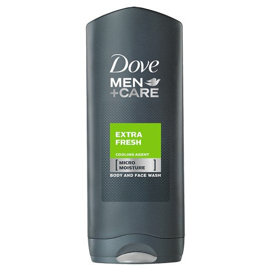 Dove Men+Care Extra Fresh Body & Face Wash 400ml