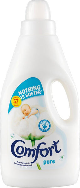 Comfort Pure Fabric Conditioner 57 Washes