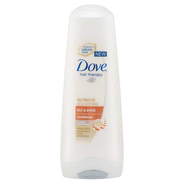 Dove Silk and Sleek Conditioner 200ml