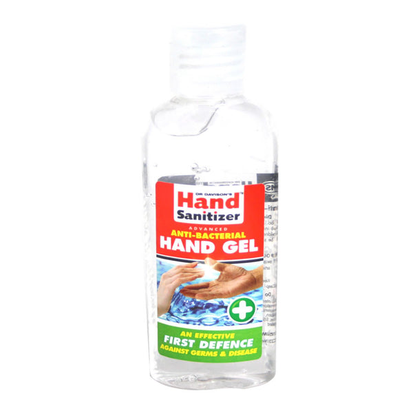 Dr Davison's Hand Sanitizers 60ml 3 Pack