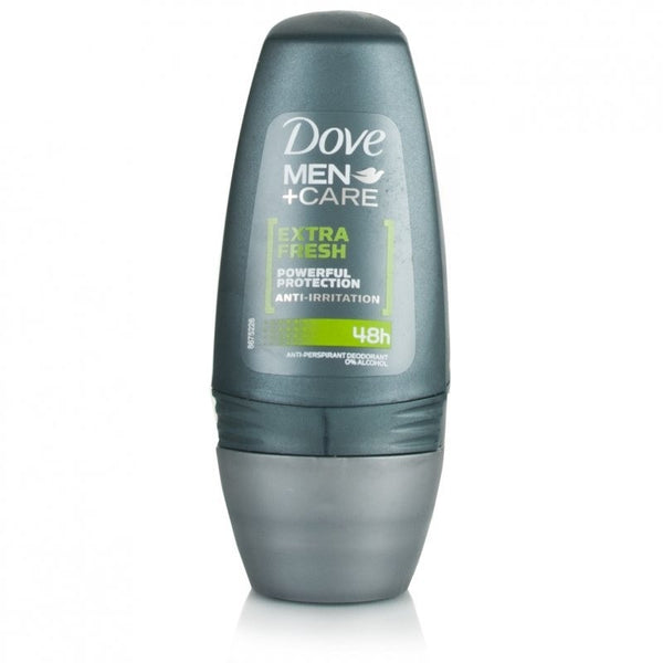 Dove Men+Care Extra Fresh Roll On Deodorant 50ml