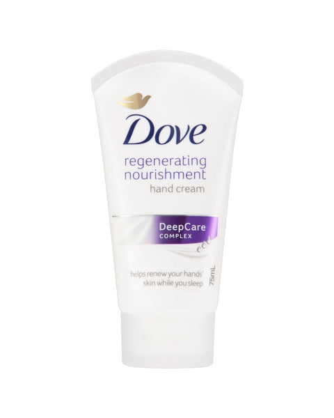 Dove Regenerating Nourishment Hand Cream 75ml