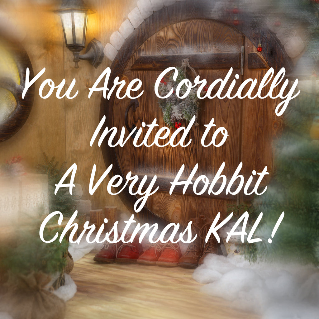 A Very Hobbit Christmas KAL