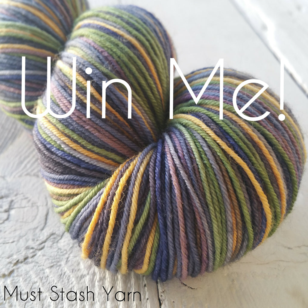 Jyn Erso Skein Giveaway!
