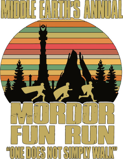 Middle Earth's Annual Mordor Fun Run
