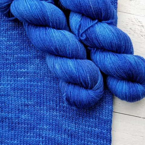 Clever aka Ravenclaw -Sweater Weather Worsted Merino