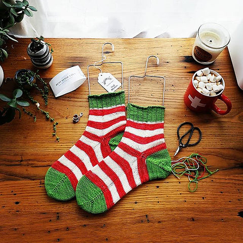 Elf'd with Holly Jolly -perfect must match set with Halfsy add-on