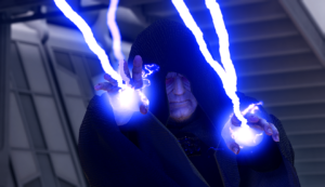 Palpatine - Galactic Battle -must match set