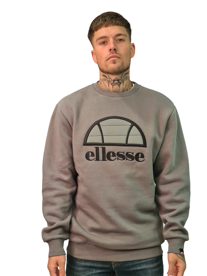 Ellesse MANTO REFLECT SWEATER Grey