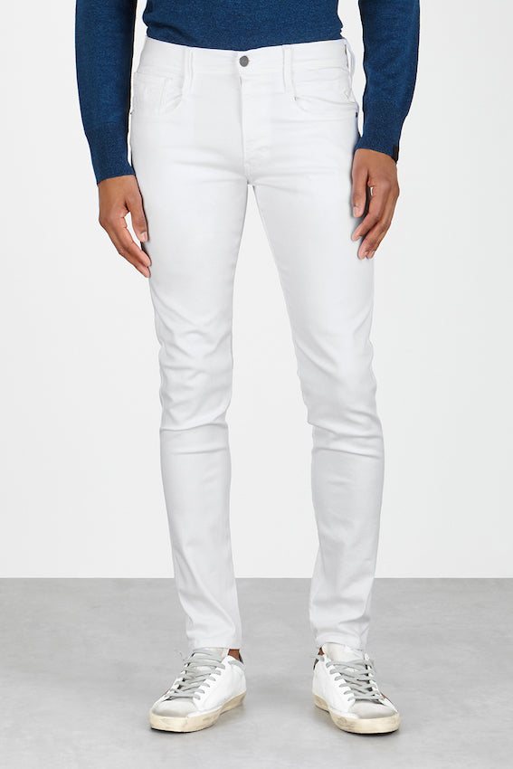 Replay Jeans ANBASS WHITE JEANS White