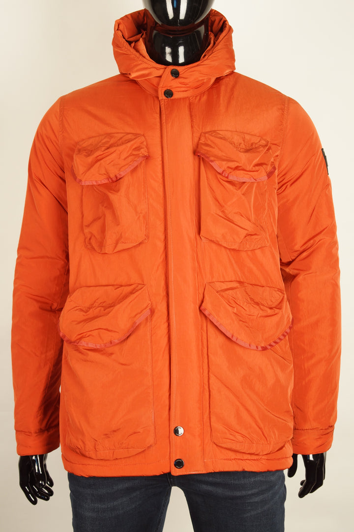 Weekend Offender GANS POCKET JACKET Rust