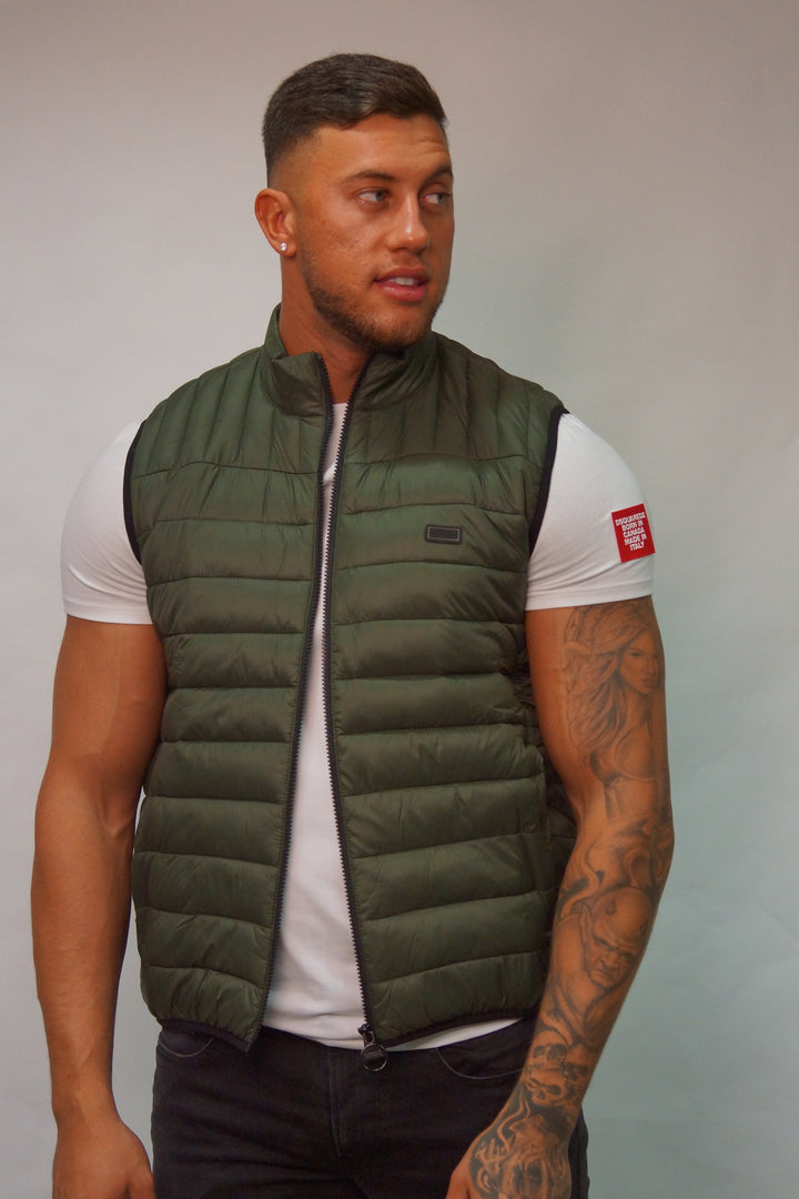 Barbour B INT. HATFIELD GILET Sage