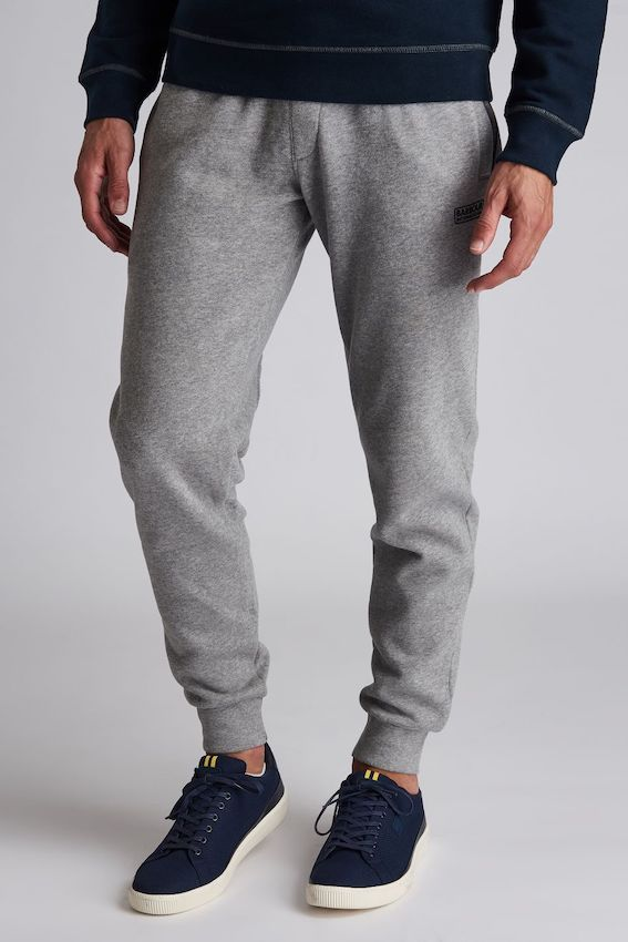 Barbour B. INTL ESSENTAIL JOGGERS Anthracite