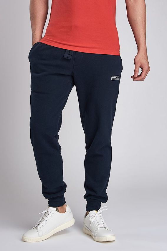 Barbour B. INTL ESSENTAIL JOGGERS Navy