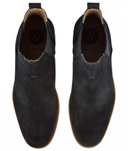 Hudson Shoes ADLINGTON SUEDE CHELSEA BOOT Black