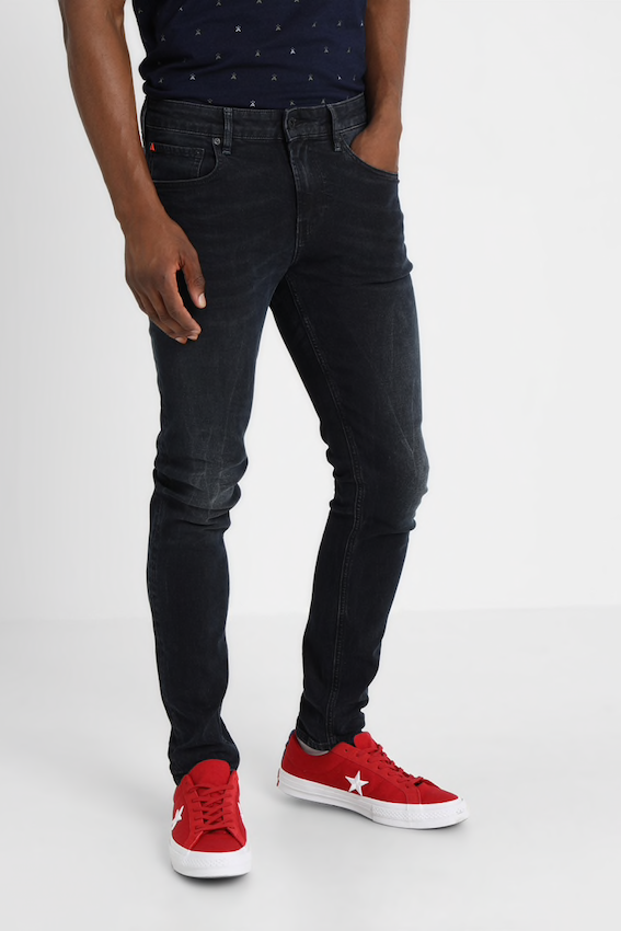 Scotch & Soda SKIM FIT JEANS - NIGHTFALL NIGHTFALL