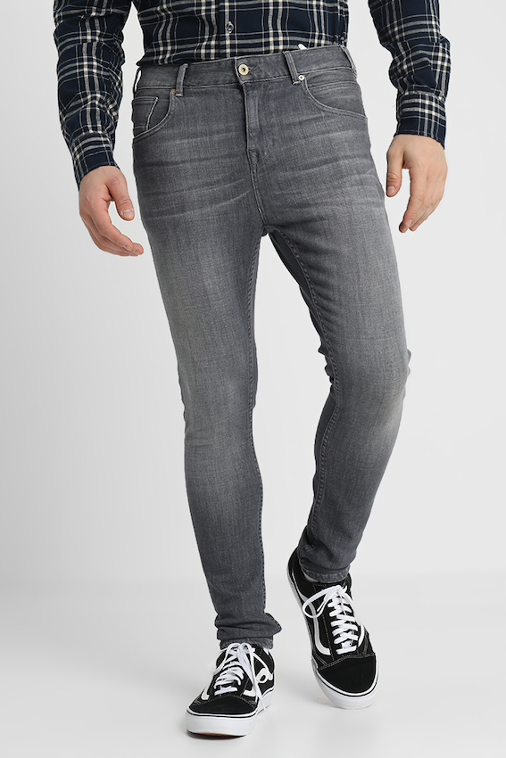 Scotch & Soda DART FIT - GREY DUSK GREY DUSK