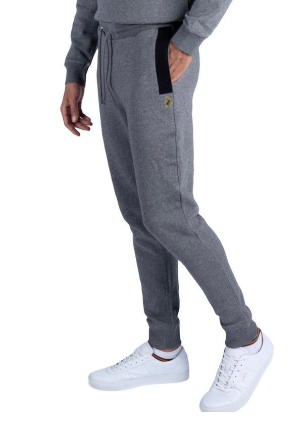 Luke 1977 TOP TIP SLIM JOGGERS Grey