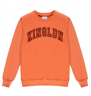 KING APPAREL BLACKWALL SWEATSHIRT Citrus