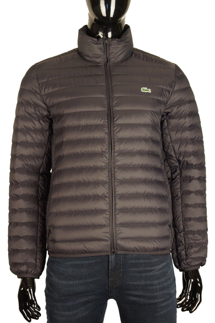 Lacoste Down Puffer Jacket Black