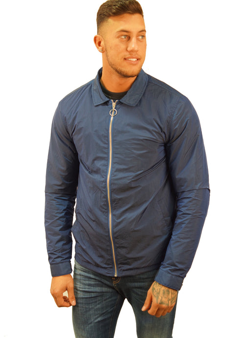 Scotch & Soda Light Weight Jacket Yinmn Blue