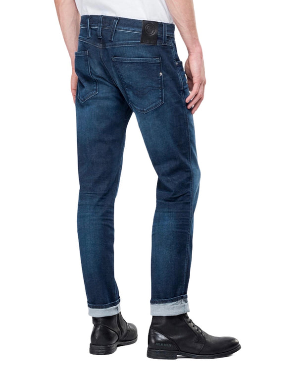 Replay Jeans ANBASS HYPERFLEX CLOUDS JEANS E05