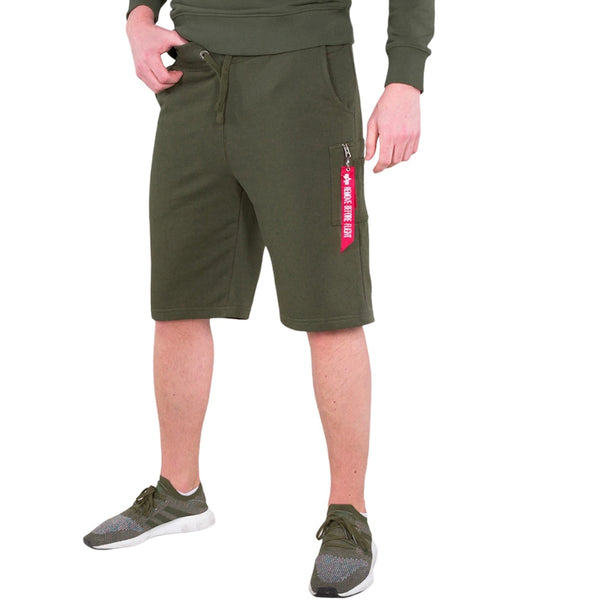 Alpha Industries X-FIT CARGO SHORTS Khaki