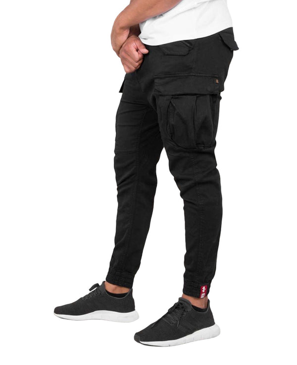 Alpha Industries AIRMAN SLIM COMBATS Black