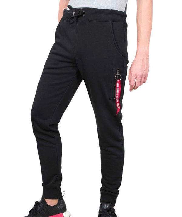 Alpha Industries X-FIT CARGO JOGGERS Black