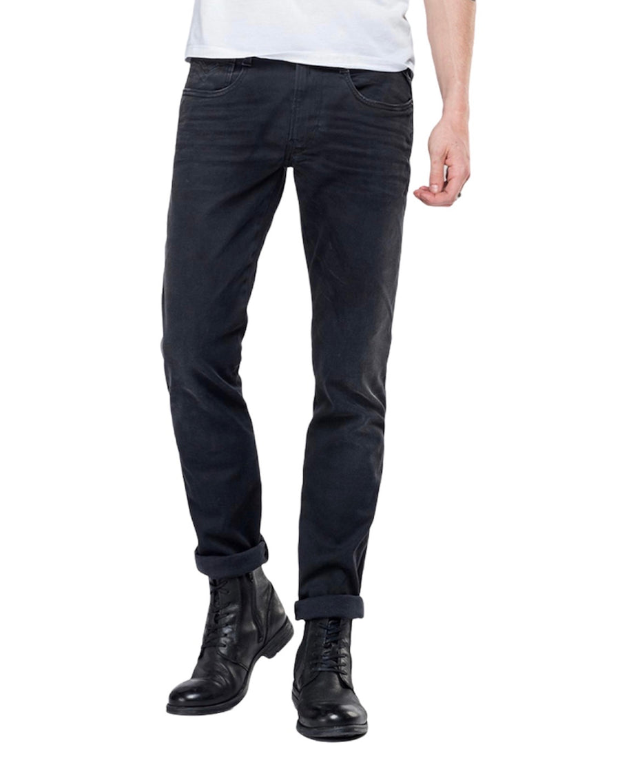 Replay Jeans ANBASS HYPERFLEX CLOUDS JEANS E01
