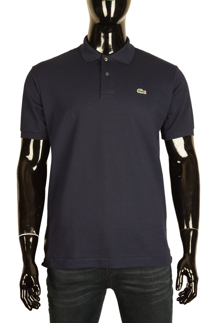 Lacoste S/S Classic Croc Polo Navy