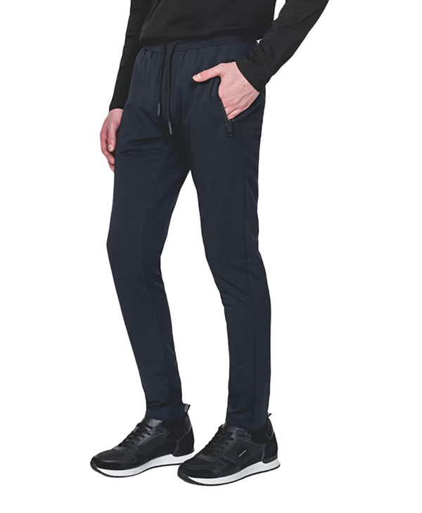 Antony Morato SLIM FIT PLAQUE JOGGERS Blue