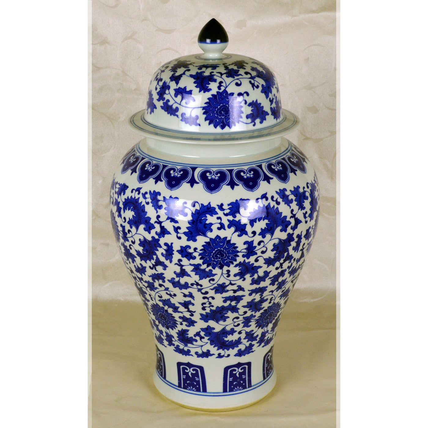 21 chinese blue and white porcelain floor jar reproduct of ming featured products vases jars 21 chinese blue and white porcelain floor jar reviewsmspy