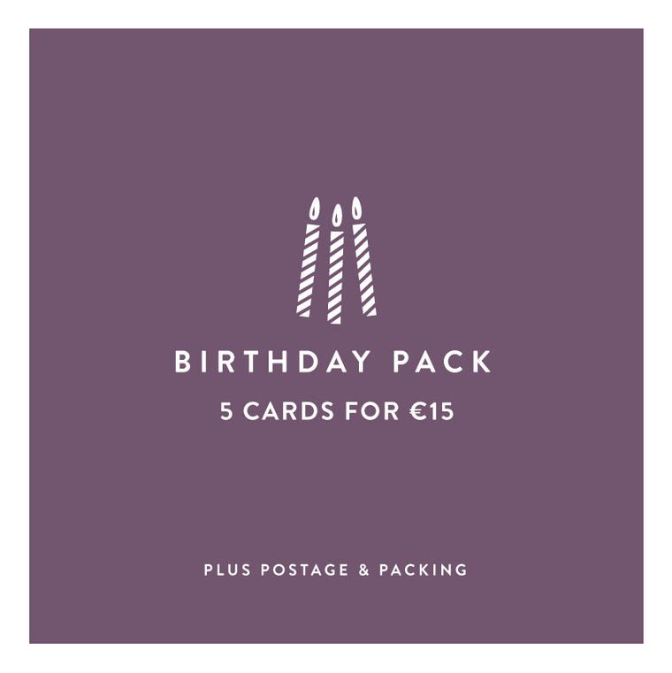 Birthday Pack
