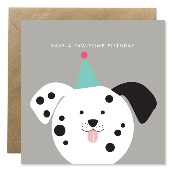 Have A Paw-some Birthday