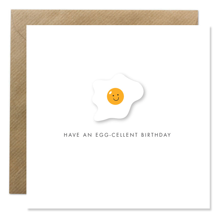 Have an Egg-cellent Birthday