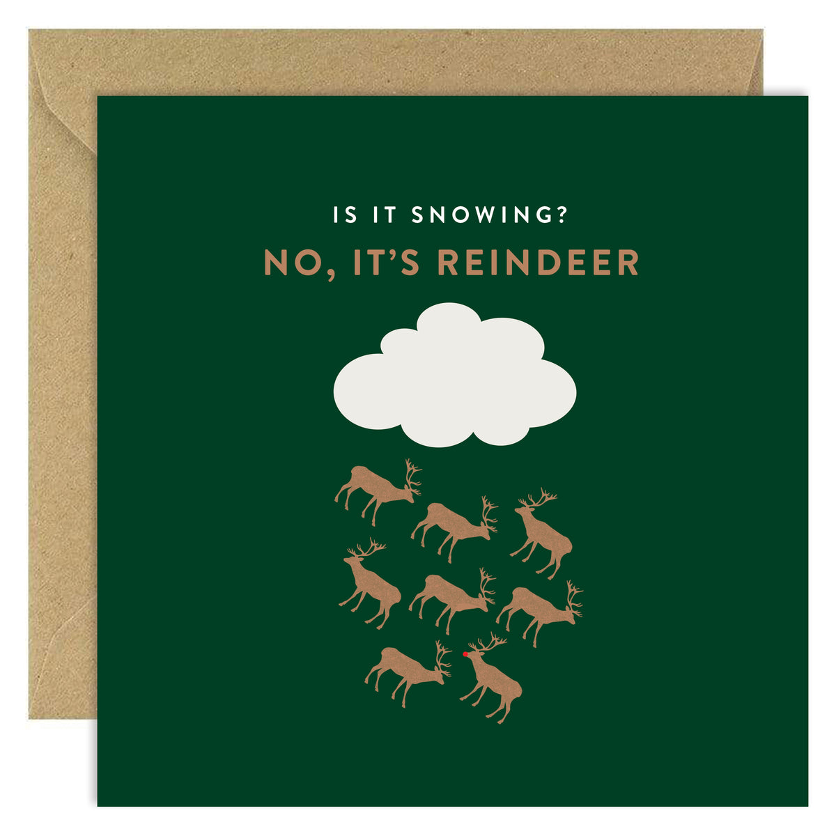 Christmas - Is it Snowing?