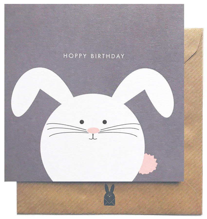 Rabbit Hoppy Birthday