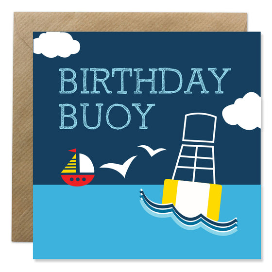 Birthday Buoy