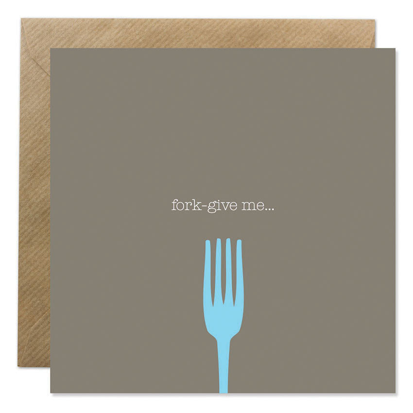 Fork-give Me