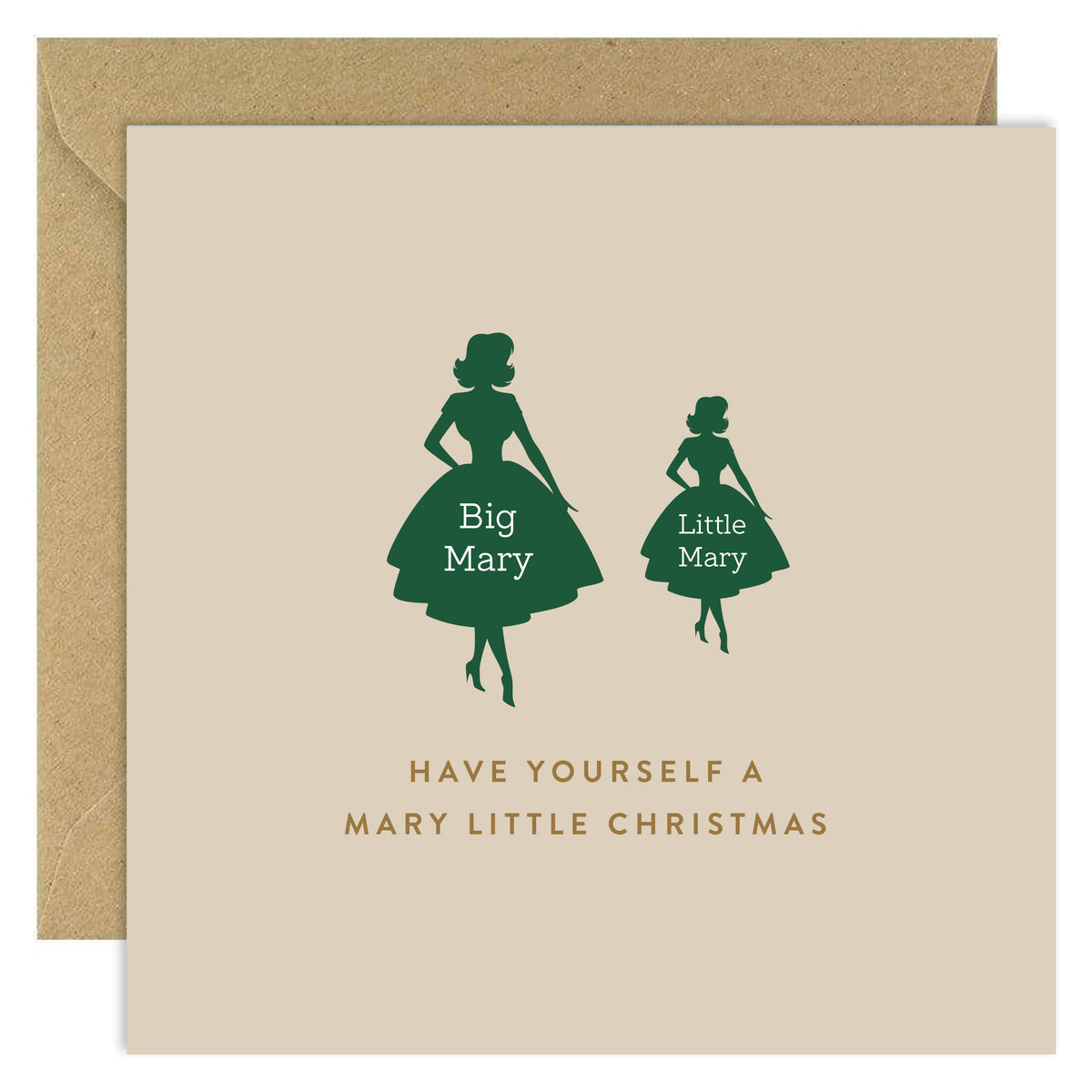 Mary Little Christmas