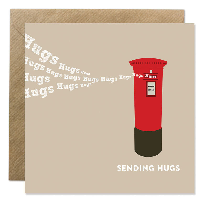 Bright & Bold - Sending Hugs UK