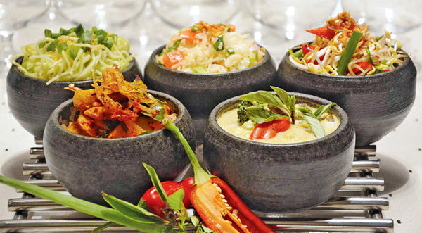 Thai Cuisine Ingredients