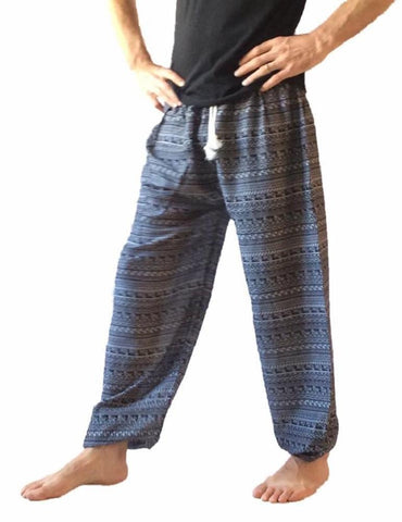 Men's Wear - Men's Elephant Pants