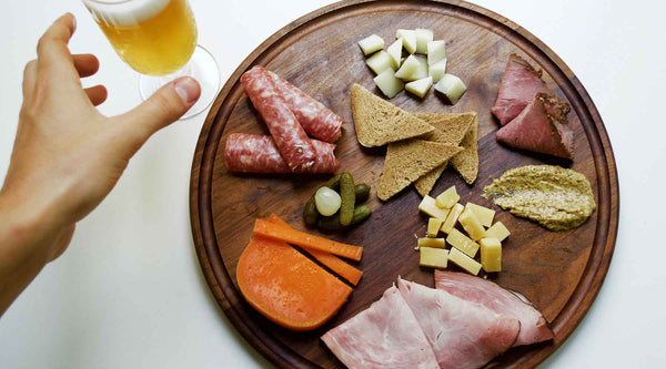 4 Steps to the Perfect Charcuterie Board