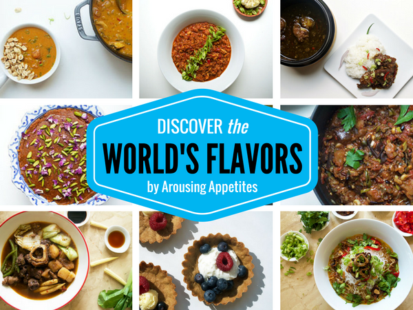 Discover the World's Flavors