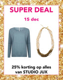 Super deal van 15 december | Sophie Stone