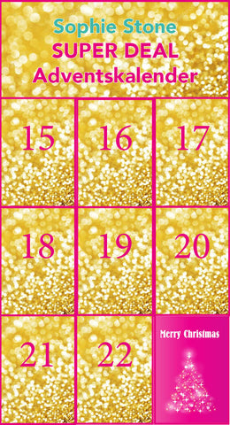 Super Deals Adventskalender | Sophie Stone